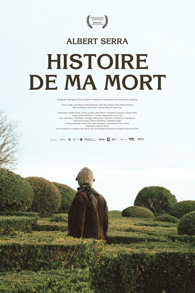 HISTOIRE DE MA MORT (2013)