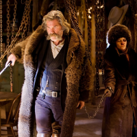 Los odiosos ocho (The Hateful Eight, 2015), de Quentin Tarantino.