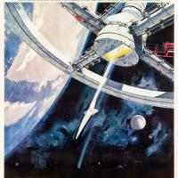 2001: Una odisea del espacio (2001: A Space Odyssey, 1968), de Stanley Kubrick.