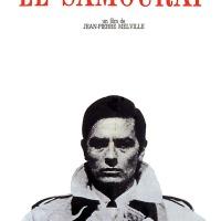 El silencio de un hombre (Le samouraï, 1967), de Jean-Pierre Melville.