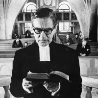 Los comulgantes (Nattvardsgästerna, 1963), de Ingmar Bergman.