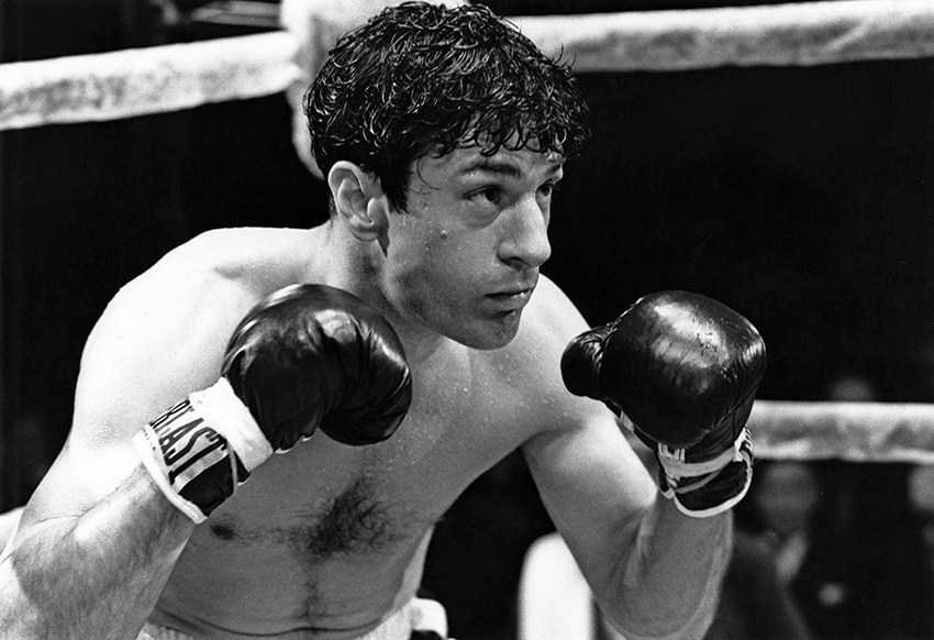 De Niro In Raging Bull