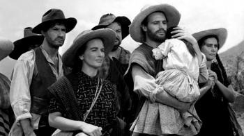 Otomíes celebran medio siglo de la película Simón del desierto
