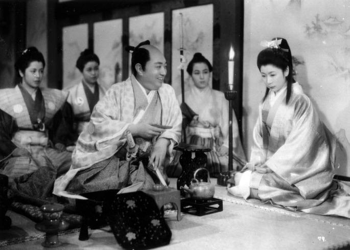 daisuke-kato-and-kinuyo-tanaka-in-saikaku-ichidai-onna-1952