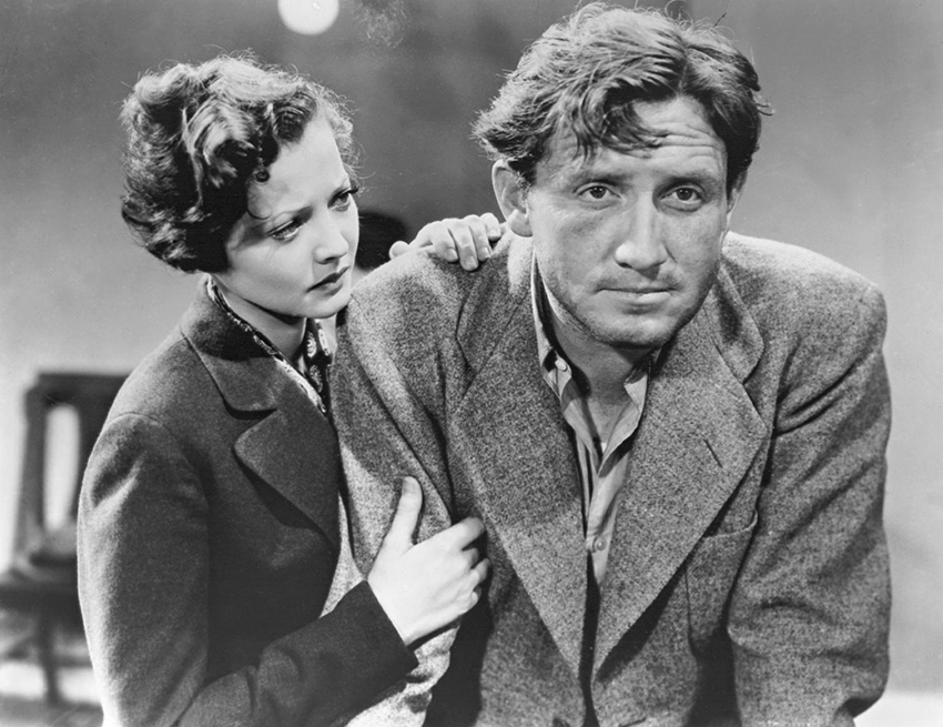 spencer-tracy-and-sylvia-sidney-in-fury-1936