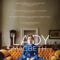 Lady Macbeth (2016), de William Oldroyd.