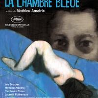 La habitación azul (La chambre bleue, 2014), de Mathieu Amalric.