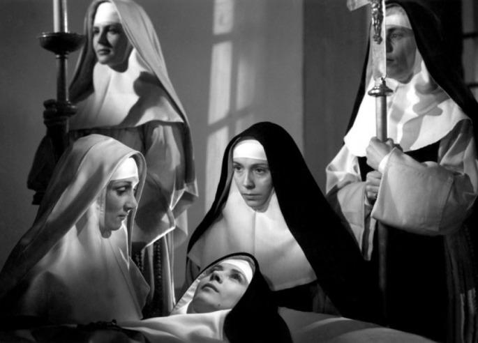 1943 Les anges du peche (foto) 02