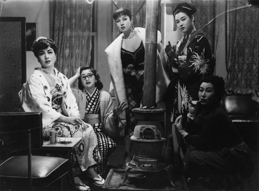 akasen chitai women