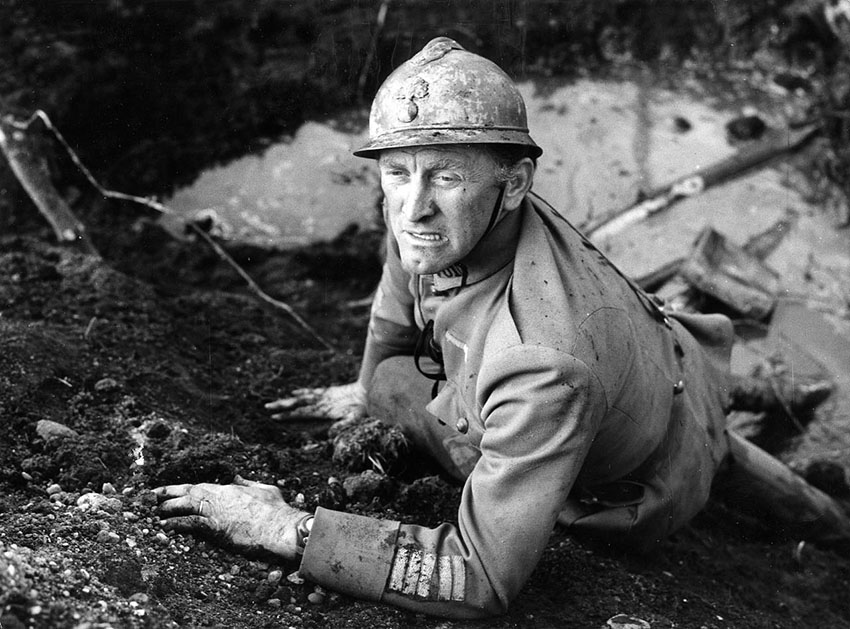 Paths of Glory (1957) Kirk Douglas as Colonel Dax
