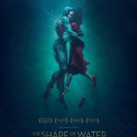 La forma del agua (The Shape of Water, 2017), de Guillermo del Toro.