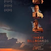 Tres anuncios en las afueras (Three Billboards Outside Ebbing, Missouri, 2017), de Martin McDonagh.