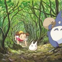 Mi vecino Totoro (Tonari no Totoro, 1988), de Hayao Miyazaki.