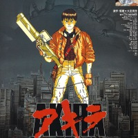 Akira (1988), de Katsuhiro Ôtomo.