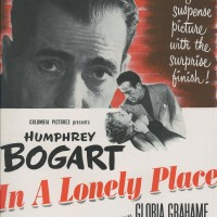 En un lugar solitario (In a Lonely Place, 1950), de Nicholas Ray.