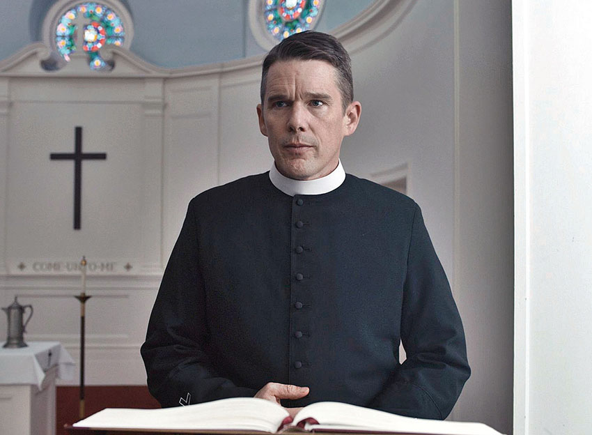 Film Review - First Reformed