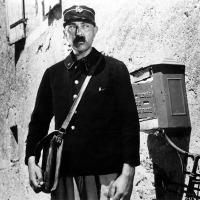 Día de fiesta (Jour de fête, 1949), de Jacques Tati.