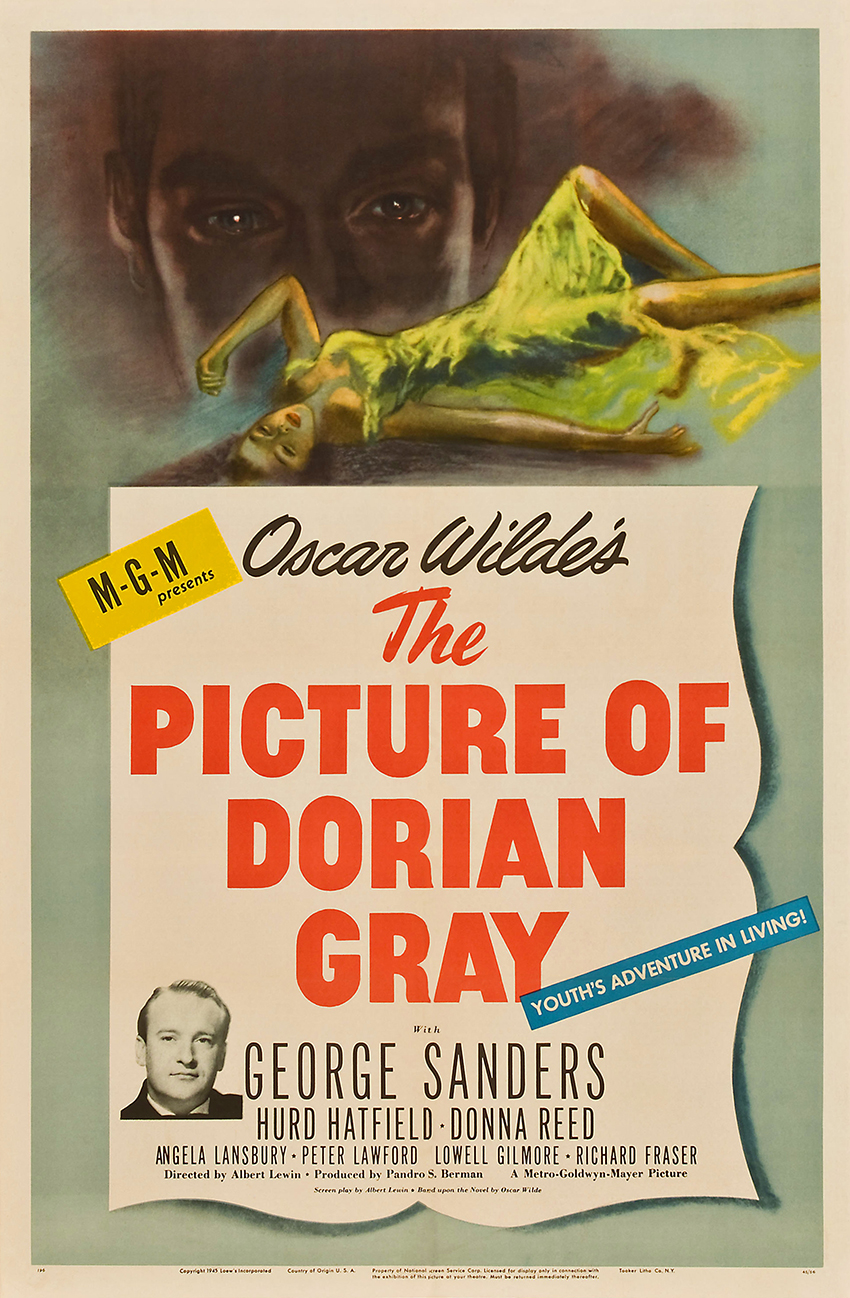 Poster - Picture of Dorian Gray, The_01