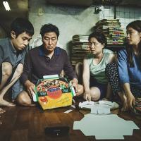 Parásitos (Gisaengchung, 2019), de Bong Joon-ho.
